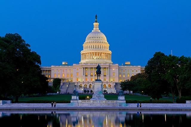 """Washington – """"linh hồn"""" của nước Mỹ"""